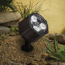 Led Landscape Lighting Low Voltage by Kichler Lighting 15733azt Led Accent Light 3 Light Low Voltage 60