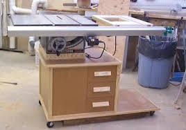 Router Cabinet by Table Saw Cabinet From Wood Magazine