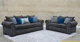 Charcoal Sofa Bed Razor Charcoal Sofa For 688 94 Furnitureusa