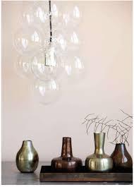 Wohnzimmer Lampe Skandinavisch Lampe Diy Mit Glaskugeln Von House Doctor Ihr Wohnaccessoires