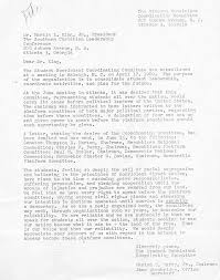 sncc letter to martin luther king