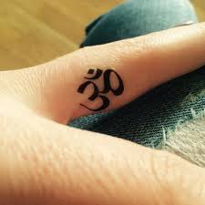 yoga tattoo pictures temporary tattoo om sign yoga tattoo from misssfaith on etsy
