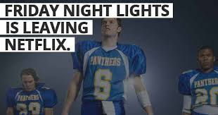 is friday night lights on netflix friday night lights stock up now on this american classic www