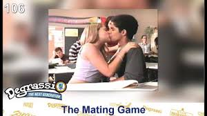 Degrassi Mirror In The Bathroom Degrassi The Next Generation S1e06 The Mating Game Youtube