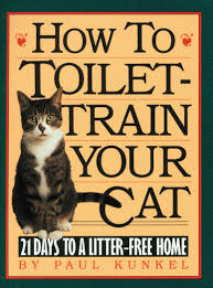 free home amazon com how to toilet train your cat 21 days to a litter free