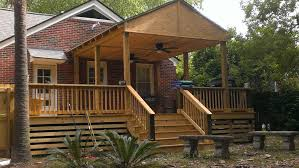 creative backyard deck designs perfect backyard deck designs