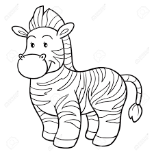 zebra coloring pages project for awesome zebra coloring book at