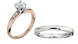 Simple Wedding Rings by 5 Simple Wedding Rings For Your Wedding Jabel Fine Jewelry
