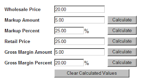 how to set your retail pricing to meet your financial goals