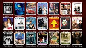 create a movie catalog for dune media players