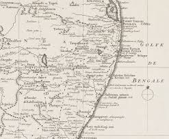 Map Of South India by Sarmaya Your Window To The World Map Of The Coast Of