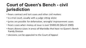 Queen S Bench Division The Fundamentals And The Nature Of Law Ppt Download