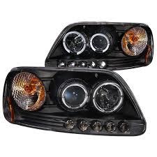 2001 Ford F150 Tail Lights 2001 Ford F 150 Headlights At Headlightsdepot Com Top Quality