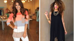 tunics dresses to wear with leggings best gowns and dresses