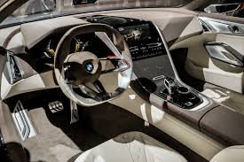 futuristic cars interior the bmw concept 8 series is a stunner photo gallery the drive