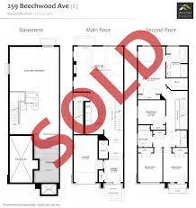Beechwood Homes Floor Plans 259 Beechwood Avenue New Luxury Homes In Rockcliffe Park