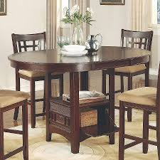 round high top table and chairs living room dining room an amazing metal round glass top table