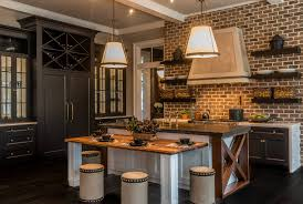 rustic kitchen designs with white cabinets how to design a non white kitchen home bunch interior