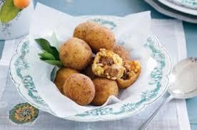 cuisine sicilienne arancini arancini à la sicilienne recettes de cuisine italienne