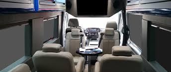 Conversion Van Interiors Mercedes Sprinter Van Conversion Houston Austin Dallas