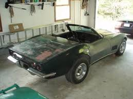 corvette project for sale 68 corvette matching s l 79 roadster project for sale