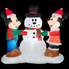 peanuts christmas inflatables outdoor christmas decorations
