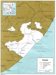 Picture Of Africa Map by South African Homelands