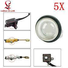 aliexpress com buy 18mm motorcycle sight glass len gasket repair