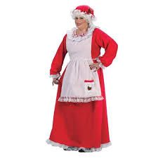 mrs claus costumes women s mrs claus costume plus size target