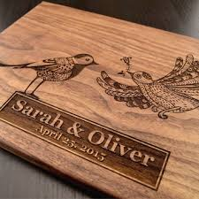 engraved wedding gift best personalized chopping board products on wanelo