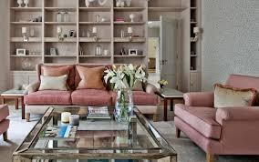 Pink Sofa Com 18 Pink Sofa Living Room Designs Ideas Design Trends Premium