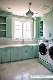 sunny side up laundry room house of turquoise laundry rooms