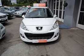 peugeot approved used cars 2011 peugeot 207 sportium 3 795