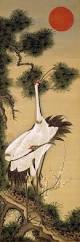 142 best cranes images on pinterest japanese painting