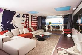 home interior decor interior design styles retro style cas