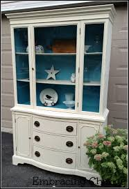 Hutch 3 Coastal Vintage Hutch Makeover And My Philosophy On My Passion