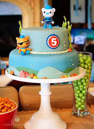 octonauts birthday cake octonauts birthday party