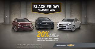 car sales black friday real people not actors u201d ad promotes chevy black friday sale the