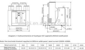 zn63 vs1 11kv vcb indoor vacuum circuit breaker auto recloser
