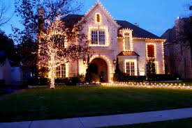 Landscape Lighting World Christmas Lights Lit Houses Best House Christmas Lights