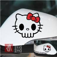 jual beli sticker cutting kitty spion mobile bukalapak