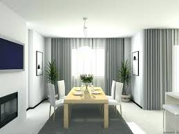 dining room curtain ideas formal dining room curtains size of home design the right