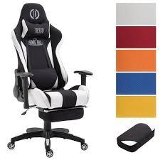 bureau gami clp fauteuil de bureau stark en tissu chaise gaming capacité de