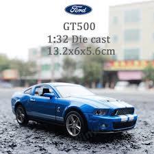 model car toy 1 32 1 32 die cast model collectors mustang gt500 jugetes para ninos