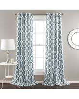 Trellis Curtain Panel Fall Is Here Get This Deal On Lush Decor Edward Trellis Room