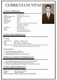 cara membuat resume kerja yang betul contoh format resume elegant resume format 2017 16 free to word