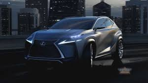 lexus lf nx making of the 2014 lexus lf nx youtube