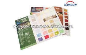 paint shade card paint shade card suppliers and manufacturers at
