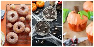 26 sweet and spooky halloween desserts