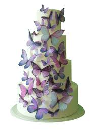 edible butterflies i am so buying these when i make my 21st